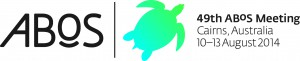ABOS 2014 - logo